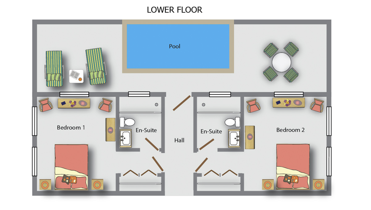 Lower Floor