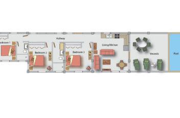 Ginger 3 Floor Plan